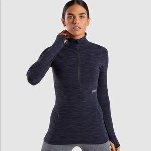 Gymshark 1/2 Zip Pullover